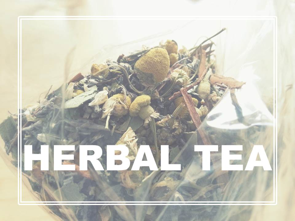 herbal tea healthy