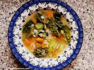 healthy soup wellness cabbage weight loss recipe