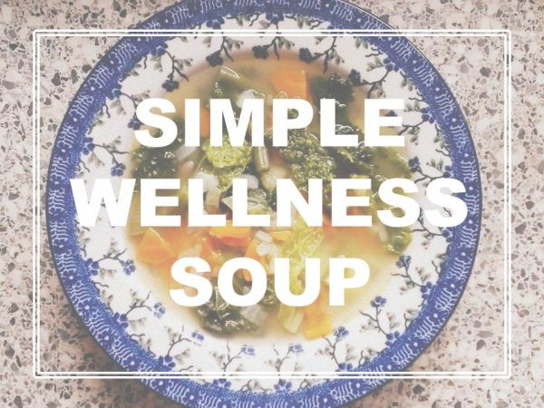 simple wellness soup cabbage local healthy food